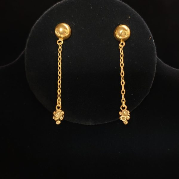 Leena's-Gold-Ear-Tops