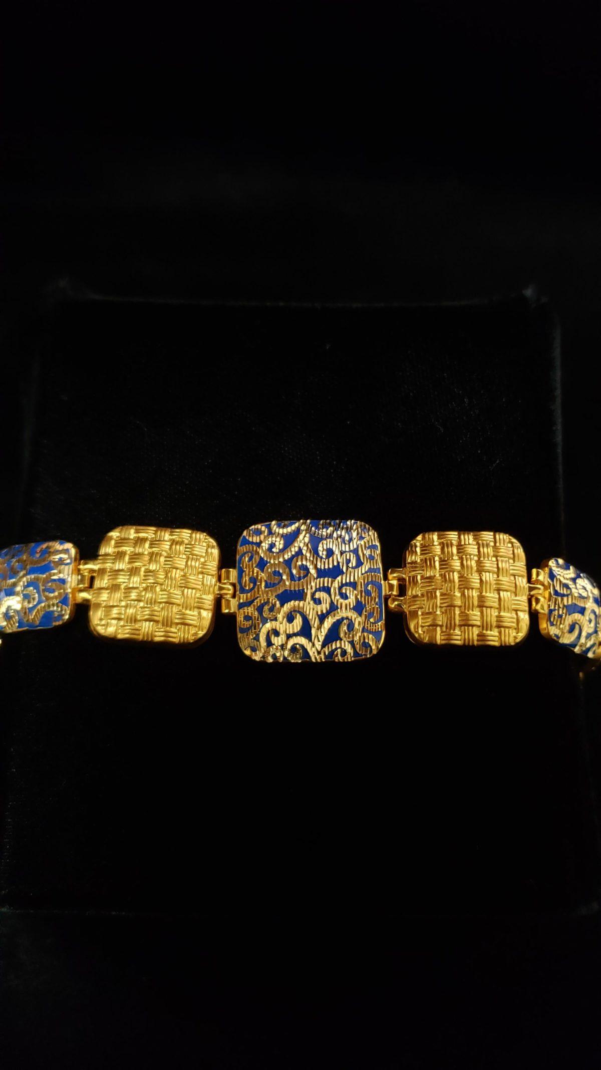 Leena's-Gold-Bracelet