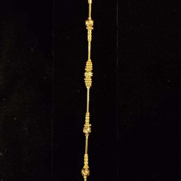Leena's-Gold-Chain-Bracelet