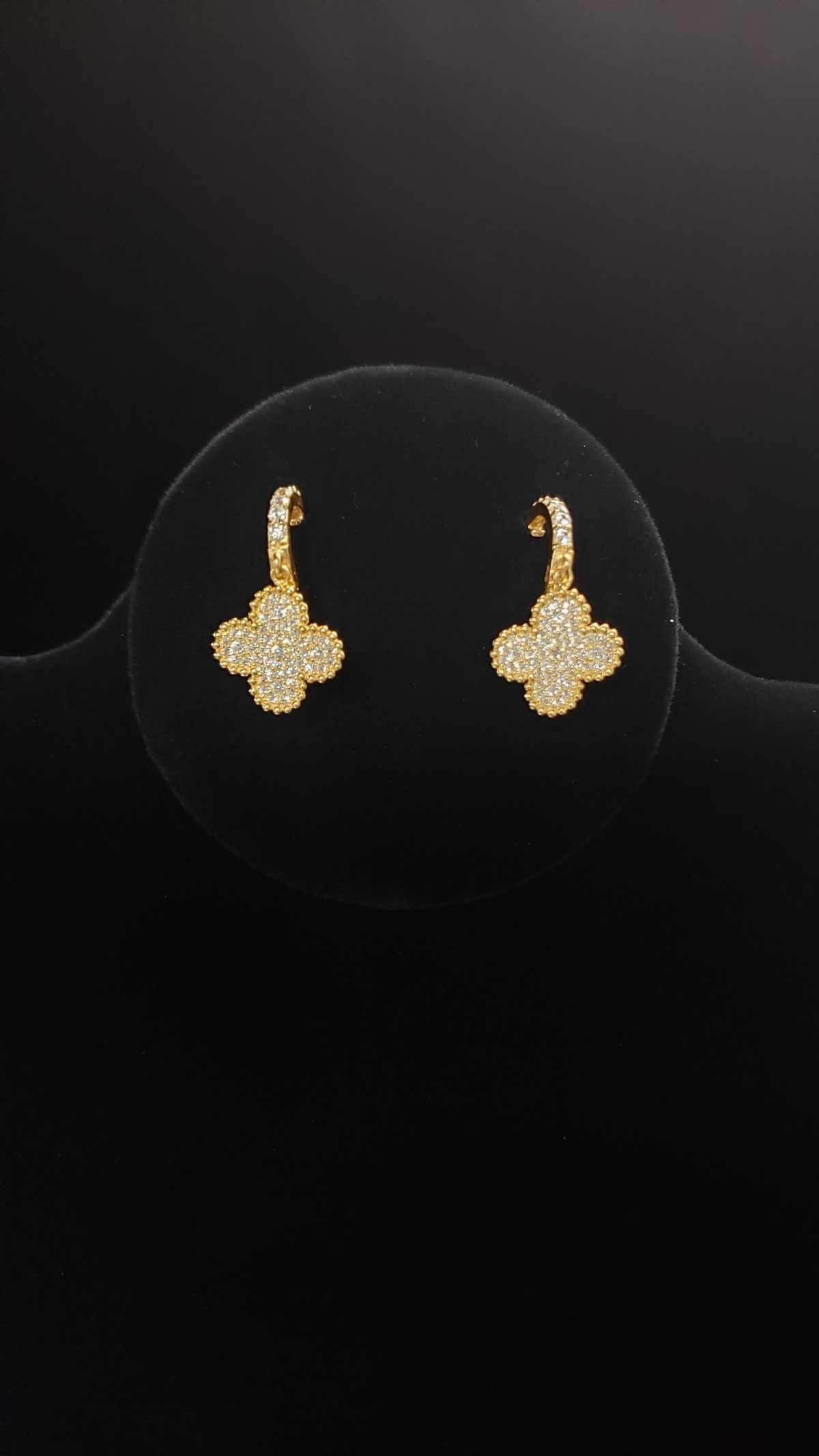 Leena's-Gold-Earrings