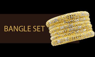 Gold Bangle Sets